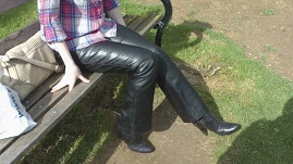 girl-in-leather-pants-and-leather-boots